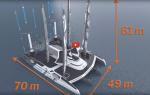 Le projet d'un marin expérimenté : Manta, un bateau géant pour nettoyer les océans
