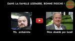 Les propos antisémites de Fabien Lesparre, fils du Maire de Bezons ne dérangent pas du tout son père, Dominique Lesparre