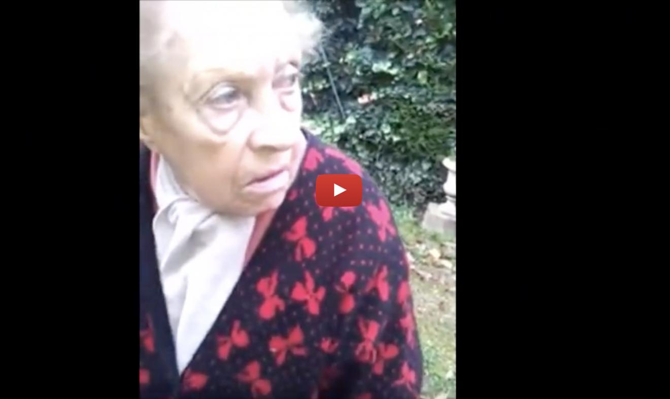 Vous connaissez peut-être cette vidéo ?dans laquelle cette dame acariâtre insulte les ouvriers des voisins!
