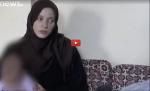 """Sortez vos mouchoirs.😄 Cette """"Daechienne repentie"""" dit qu'elle """"aurait voulu avoir une vie stable dans un pays Musulman""""?"""