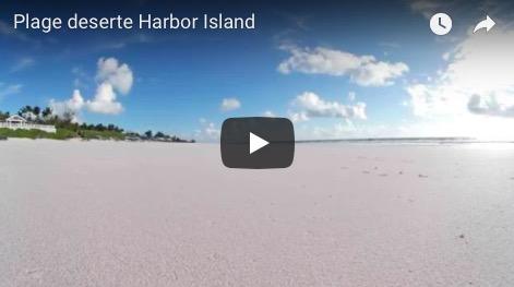 Un petit goût de vacances? Plage déserte Harbor Island - Bahamas