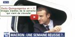 Benalla : En 30 secondes, la terrible semaine d'Emmanuel Macron