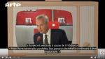 #PrendsNotrePognonEtPrendsNousPourDesCons🤥 – Revalorisation des retraites: 0,3% / Inflation prévue: 1,6% – Bruno Le Maire nie tout manque à gagner pour les retraités !😡