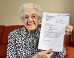 Un hôpital de Portsmouth annonce à une arrière-grand-mère âgée de 99 ans qu'elle est enceinte! 🤰