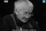 1969 – Madame Hervé, 89 ans, nous explique comment elle vit.