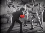 1961 – Dick Rivers apprenait le rock à… Georges Guétary ! 🎤🎸