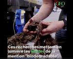 """Ces sacs en plastique """"biodégradables"""" ont survécu à trois années enfouis dans le sol 😡"""