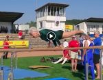 Johanna Quaas, la gymnaste de compétition la plus âgée au monde a 92 ans!